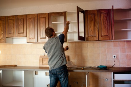 Cabinet Refinishing In Kansas City KS